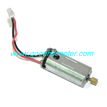 JJRC X6 H16 H16C YiZhan Headless quadcopter parts Main motor (red-blue wire)