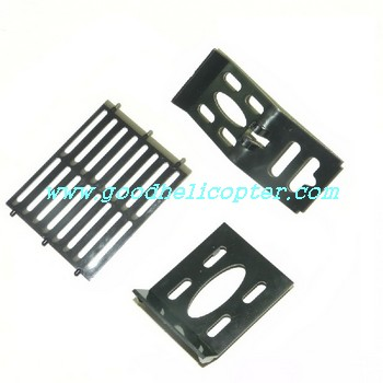 jts-828-828a-828b helicopter parts small plastic fixed parts 3pcs