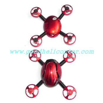 jxd-392-quad-copter out cover frame