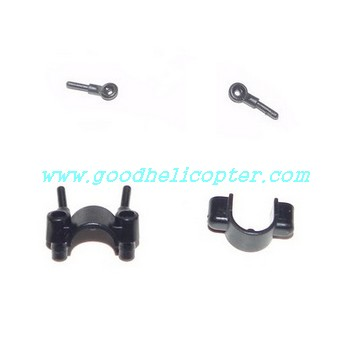 lh-1102 helicopter parts fixed set for tail support pipe and tail decoration set