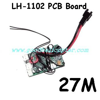 lh-1102 helicopter parts pcb board (27M)