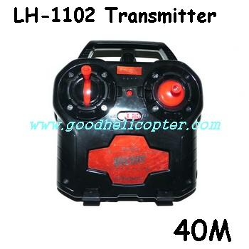 lh-1102 helicopter parts transmitter (40M)