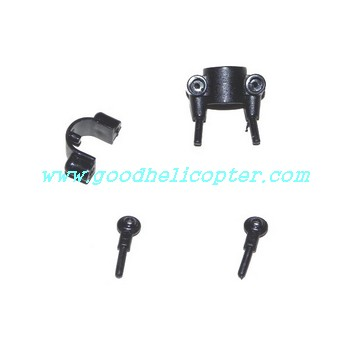 lh-1107 helicopter parts fixed set for tail support pipe and tail decoration set