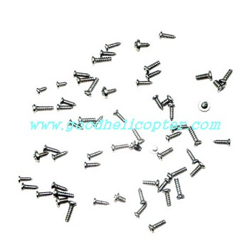 lh-1108_lh-1108a_lh-1108c helicopter parts screw pack (used to replace all spare parts of lh-1108,lh-1108a or lh-1108c helicopter)