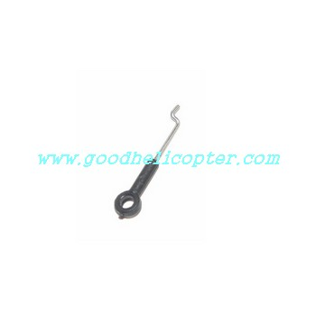 mjx-f-series-f46-f646 helicopter parts short 7-shaped connect buckle for swash plate