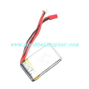 mjx-f-series-f46-f646 helicopter parts battery 7.4V 700mAh