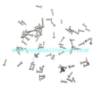 mjx-f-series-f46-f646 helicopter parts screw pack (used to replace all spare parts of mjx f46 f646 helicopter)