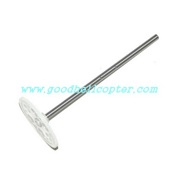 mjx-t-series-t04-t604 helicopter parts main gear with hollow pipe