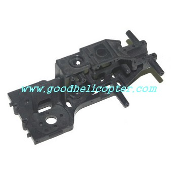 mjx-t-series-t04-t604 helicopter parts plastic main frame