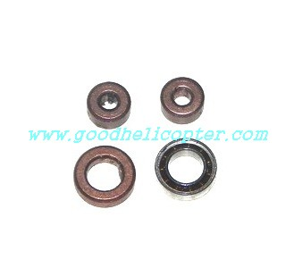 mjx-t-series-t04-t604 helicopter parts bearing set (2pcs big + 2pcs small)