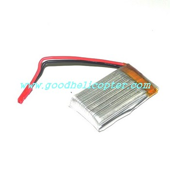 mjx-t-series-t04-t604 helicopter parts battery 3.7V 1000mAh