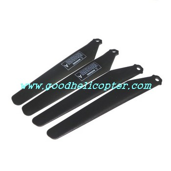 mjx-t-series-t04-t604 helicopter parts main blades