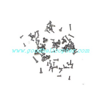 mjx-t-series-t04-t604 helicopter parts screw pack (used to replace all spare parts of mjx t04 t604 helicopter)