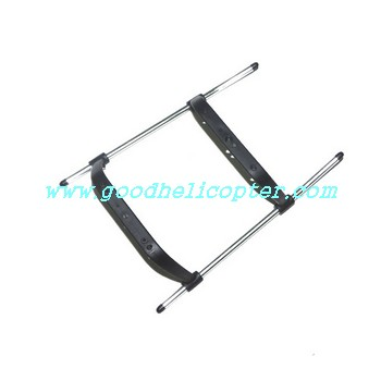 mjx-t-series-t11-t611 helicopter parts undercarriage