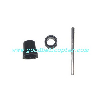 mjx-t-series-t11-t611 helicopter parts bearing set collar with iron bar and fixed ring (3pcs)