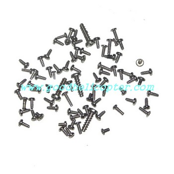 mjx-t-series-t11-t611 helicopter parts screw pack (used to replace all spare parts of mjx t11 t611 helicopter)