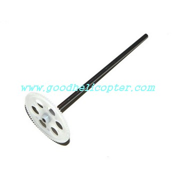 mjx-t-series-t20-t620 helicopter parts upper main gear with short pipe