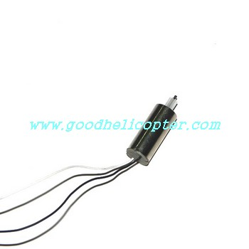 mjx-t-series-t20-t620 helicopter parts main motor with short shaft