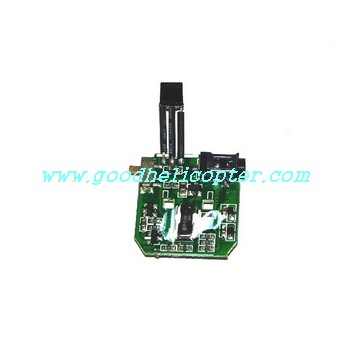 mjx-t-series-t20-t620 helicopter parts pcb board