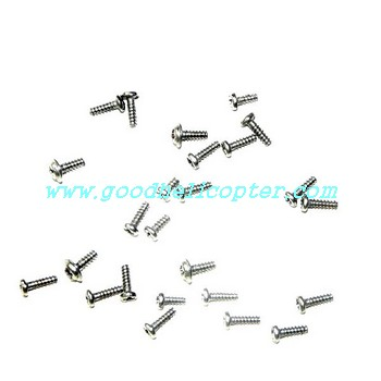 mjx-t-series-t20-t620 helicopter parts screw pack (used to replace all spare parts of mjx t20 t620 helicopter)