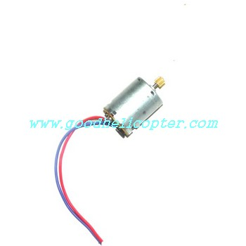 mjx-t-series-t23-t623 helicopter parts main motor with short shaft