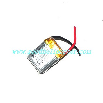mjx-t-series-t38-t638 helicopter parts battery 3.7V 200mAh