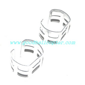 mjx-t-series-t43-t43c-t643-t643c helicopter parts metal protection cover for main motors