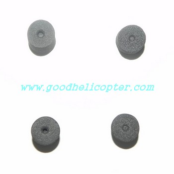 gt5889-qs5889 helicopter parts sponge ball to protect undercarriage
