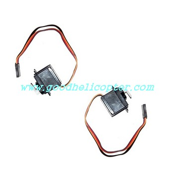 gt5889-qs5889 helicopter parts SERVO set (left and right)