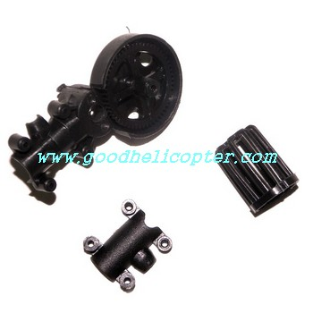 gt5889-qs5889 helicopter parts tail motor deck