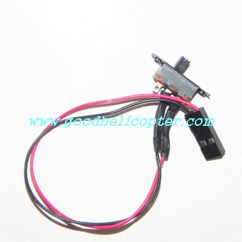 gt8006-qs8006-8006-2 helicopter parts on/off switch