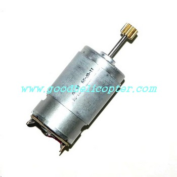 gt8006-qs8006-8006-2 helicopter parts main motor with long shaft