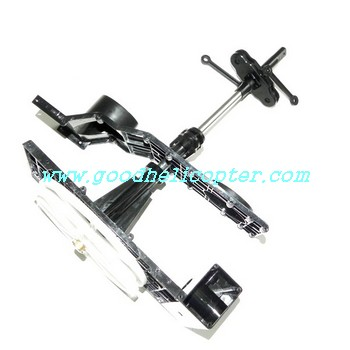 gt8008-qs8008 helicopter parts body set (Main gear set + Main frame set + Upper/Lower main blade grip set + Connect buckle set + Inner shaft + Bearing set + Small fixed set)