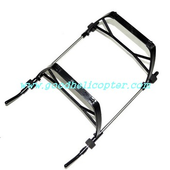 gt8008-qs8008 helicopter parts undercarriage