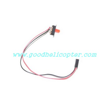 gt8008-qs8008 helicopter parts on/off switch