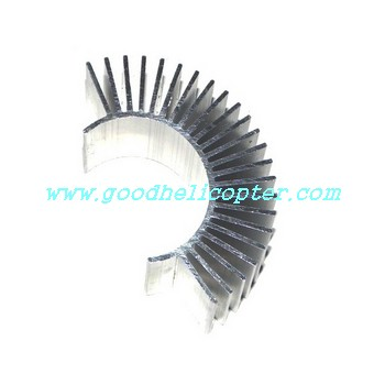 gt8008-qs8008 helicopter parts heat sink for motors