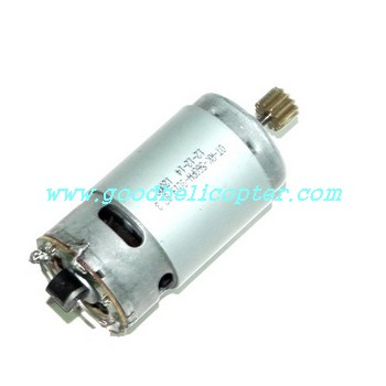 gt8008-qs8008 helicopter parts main motor with short shaft