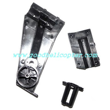gt9012-qs9012 helicopter parts tail motor deck