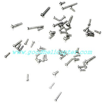 gt9012-qs9012 helicopter parts screw pack (used to replace all spare parts of gt9012 qs9012 helicopter)