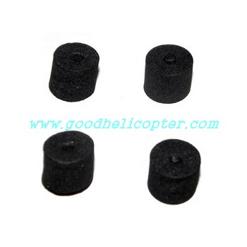 gt9018-qs9018 helicopter parts sponge ball to protect undercarriage
