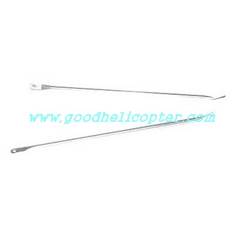 gt9018-qs9018 helicopter parts tail support pipe