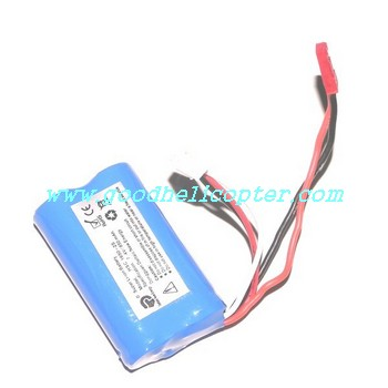 gt9018-qs9018 helicopter parts battery 7.4V 850mAh JST plug