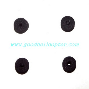 gt9019-qs9019 helicopter parts sponge ball to protect undercarriage