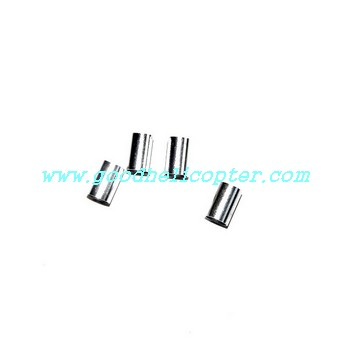 gt9019-qs9019 helicopter parts aluminum support pipe for frame 4pcs