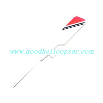 sh-8828 helicopter parts tail blade (red color)