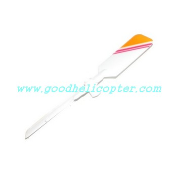 sh-8828 helicopter parts tail blade (yellow color)