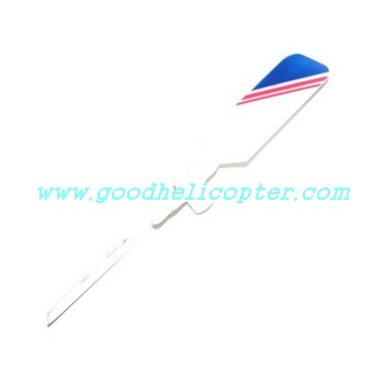 sh-8828 helicopter parts tail blade (blue color)