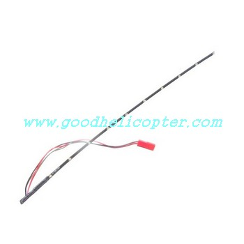 sh-8828 helicopter parts tail led bar