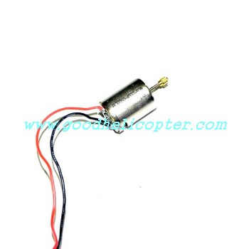 sh-8828 helicopter parts main motor with long shaft