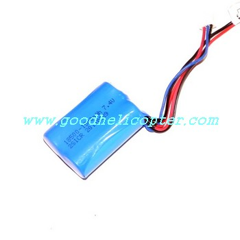 sh-8828 helicopter parts battery 7.4V 1500mAh